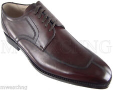 CALZOLERIA ZENOBI ITALIAN GOODYEAR OXFORDS EU 45 ITALIAN DESIGNER MENS SHOES