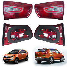 Genuine Rear Trunk Tail Lights Lamp Assembly 2p For 11 12 13 14 15 Kia Sportage