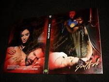 The Love Witch DVD signed by writer/director Anna Biller + 9 other cast/crew