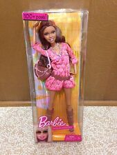 Barbie Fashionista Articulated Jointed Nikki AA African American Artsy Doll Rare