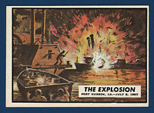 THE EXPLOSION 1962 CIVIL WAR NEWS NO 49 NRMINT+
