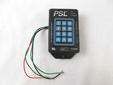 PSL Programmable Security Lock Code Switch Anti-Theft Device EVC 12-48VDC