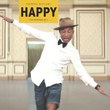 PHARRELL WILLIAMS - HAPPY (FROM DESPICABLE ME 2)  VINYL MAXI-SINGLE NEW+