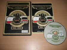 TRAINS & TRUCKS TYCOON 1820-2020 Pc Cd Rom FAST DELIVERY