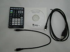 New TI-84 Plus Silver Edition Keypad USB Cables CD TI-Nspire Graphing Calculator