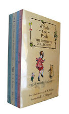 Winnie the Pooh Complete Collection 4 Books Box Set Classic Kids Fiction New