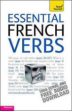 Essential French Verbs: Teach Yourself, Marie Therese Weston