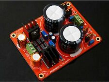New Assembled LM317 / LM337 Dual Power Adjustable Regulated Power Supply Board