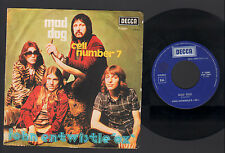 "7"" JOHN ENTWISTLE & THE OX MAD DOG / CELL NUMBER 7 ITALY 1975 DECCA THE WHO"