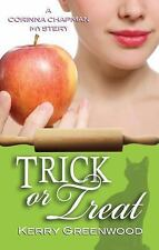Trick or Treat by Kerry Greenwood (2009, Paperback, Large Type)