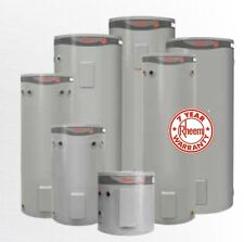 RHEEM 125L ELECTRIC HOT WATER HEATER Single element Lowest Price AUSTRALIAN MADE