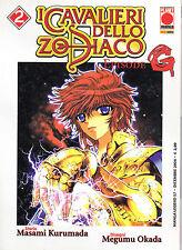 I CAVALIERI DELLO ZODIACO Episode G n° 2 - PRIMA EDIZIONE  Planet Manga