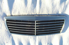 1996-1999 Mercedes-Benz W210 e320 e420 e430 Chrome Grill Nice used OEM Grille