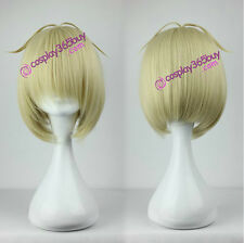 Ao no Exorcist Shiemi Moriyama cosplay wig short wig