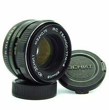 -MC-HELIOS 77m-4 f1.8/50mm MADE in USSR-1991 year №9113688
