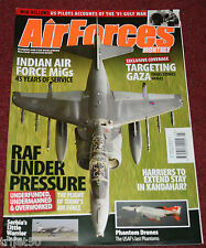 Air Forces Monthly 2009 March Portugal,F-4 Phantom,RAF