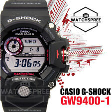 Casio G-Shock Master of G Rangeman Tough Solar Wave Ceptor Watch GW9400-1D