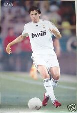 "RICARDO KAKA ""BEHIND THE FOOTBALL"" POSTER - Real Madrid C.F. Footbal / Soccer"