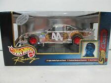 Hot Wheels Racing Nascar Select Clear #44 Hot Wheels Kyle Petty 1:24