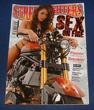 STREETFIGHTERS MAGAZINE JANUARY 2011 - SEX ON FIRE
