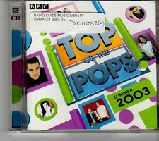 (FH611) Top Of The Pops: Summer 2003, 2CD - 2003 CD