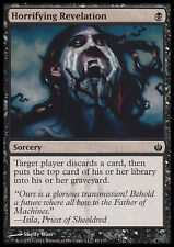 MTG 4x HORRIFYING REVELATION RIVELAZIONE ORRIPILANTE