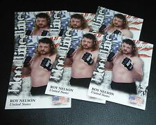 Roy Nelson 2012 Topps Bloodlines USA Insert UFC Card #BL-RN Big Country MMA TUF