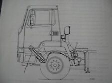 Scammell.S26.Tractor wheeled,Semi trailer, 60 tonne GWC.Workshop manual.