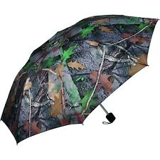 Compact Folding Camouflage army GREEN Camo UMBRELLA 42''