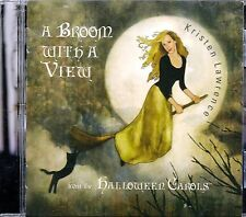 Kristen Lawrence A BROOM WITH A VIEW Halloween Carols VOCAL & INSTRUMENTAL MUSIC