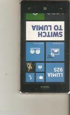 FINTO TELEFONO DA VETRINA - DUMMY - NOKIA RM-892 (IS NOT A PHONE)