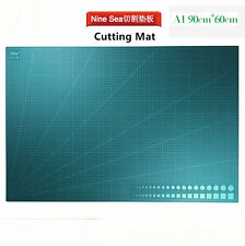 Nine 9 Sea Gundam model tool Double-sided scale Carving Cutting Mat A1 90*60cm