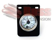 SGCOMP BOSS Air Pressure Gauge Panel for air compressor tank air bag suspension