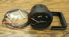 Classic Style Gauge Panel 600A Ammeter -- NEW! -- USA Stock!