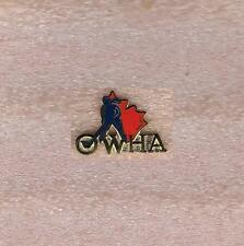 CANADA WOMEN ICE HOCKEY ASSOCIATION PIN