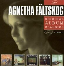 "Original Album Classics by Agnetha F""altskog (from ABBA) (5 CDs)"