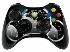 CAR dashboard XBOX 360 REMOTE CONTROLLER / Gamepad Pelle / Cover / Vinyl Wrap xbr40