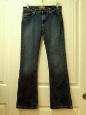 Tommy Hilfiger Women's Classic Stretch Boot Cut Denim Blue Jeans-Size 5 Short