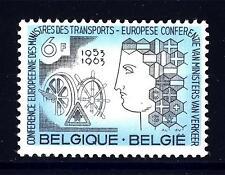 BELGIUM - BELGIO - 1963 - 10° anniversario della Conferenza Europea dei ministri