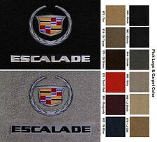 Lloyd Mats Cadillac Escalade Base & ESV & EXT Velourtex Floor Mats (2007-2014)