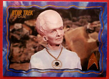 """STAR TREK TOS 50th Anniversary - """"THE CAGE"""" - GOLD FOIL Chase Card #60"""