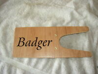 PERSONALISED BOOT JACK / PULLER / REMOVER