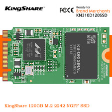 KingShare KN310D120SSD M.2 NGFF 2242 120GB Laptop Internal SSD Solid State Drive
