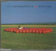 THE CRANBERRIES - Analyse - CDs 4 TRACK NEW