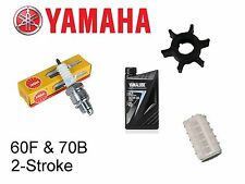 Yamaha  60F & 70B (1994 on) 2-Stroke Outboard Service Kit 60hp/70hp