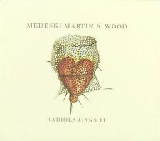 Radiolarians II - Medeski, Martin & Wood CD Sealed 2009