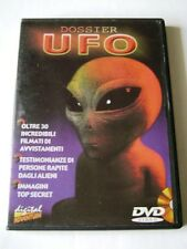 Dvd Dossier UFO Documentario 2002 Usato
