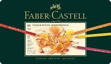 60 FABER CASTELL POLYCHROMOS ARTISTS QUALITY COLOUR PENCILS 60 (New and Sealed)