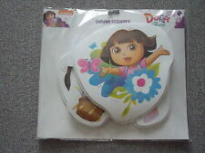BNIP Dora the Explorer 3D Foam Wall Stickers - 4 designs / pack - each ~25cm