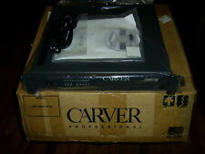 CARVER CV1501 PROFESSIONAL AMPLIFIER AMP CV-1501, NEW IN BOX, List Price $1,438